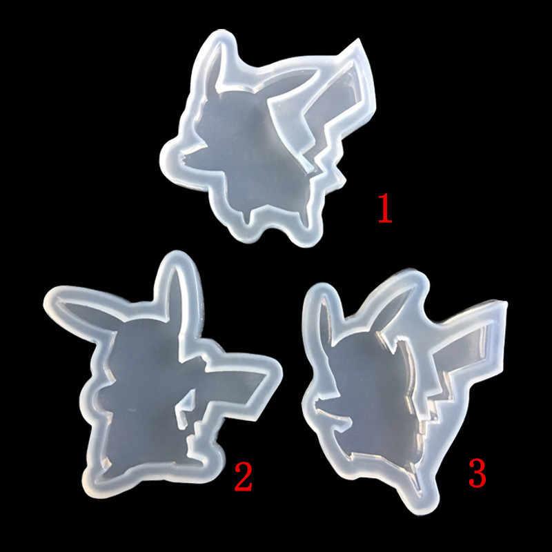 19 forma z żelem krzemionkowym ręcznie robiona biżuteria diy