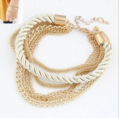 Fashion Multilayer Bracelet for Women Bracelets Jewelry Women Jewelry