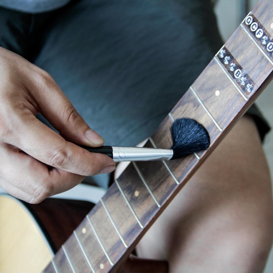 Herramientas profesionales de guitarra MUKU / Lima de acero - Instrumentos musicales - foto 5