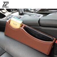 ZD Multifunction Car Seat Pocket Box Covers For Skoda Octavia A5 A7 2 Fabia Yeti BMW E60 F30 X5 E53 Inifiniti Charge Convenient