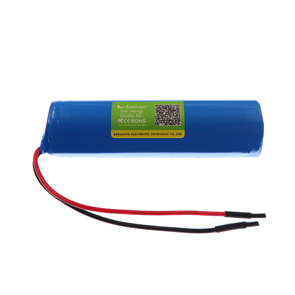 Аккумуляторная батарея Kedanone, 2 шт., 3,6 В/3,7 в/4,2 в, 3000 мАч, стандартная аккумуляторная батарея, аккумуляторы 18650 + бесплатная доставка