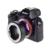 Md-e reforço velocidade redutor focal viltrox adaptador de lente para minolta md monte lens para sony e nex a7 a7r a6000 a7sii a6300 NEX-7