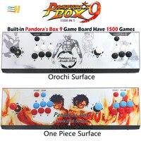 New Pandora Box 9 1500 in 1 Arcade Surface - HDMI / VGA / USB 2