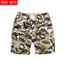 BEKE MATA Beach Shorts For Boys 2017 Casual New Summer Pants Boys Shorts Army Thin Kids Trousers Cotton Children Shorts For Boys