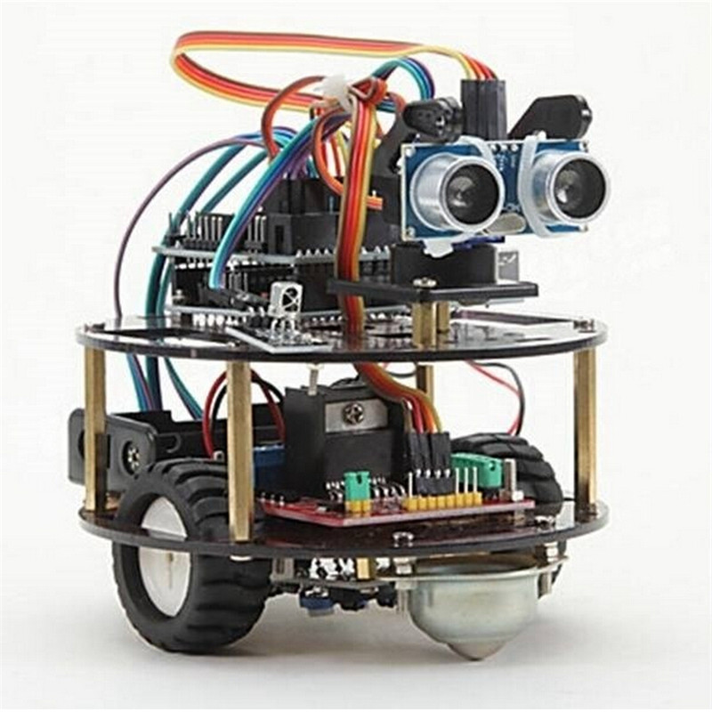 Intelligent car learning suite robot turtle