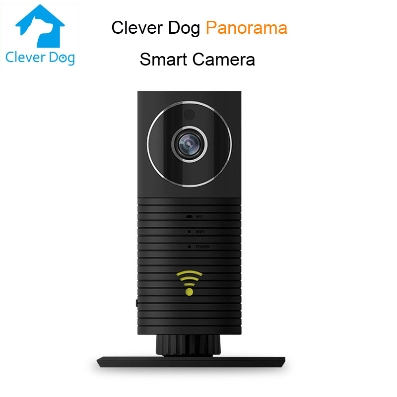 Panoramic Camera Clever Dog 960P Wifi Camera Mini CCTV Camera 1.3MP HD Baby Security IP Camera Video Surveillance Videcam nanny ip камера clever dog dog 2w