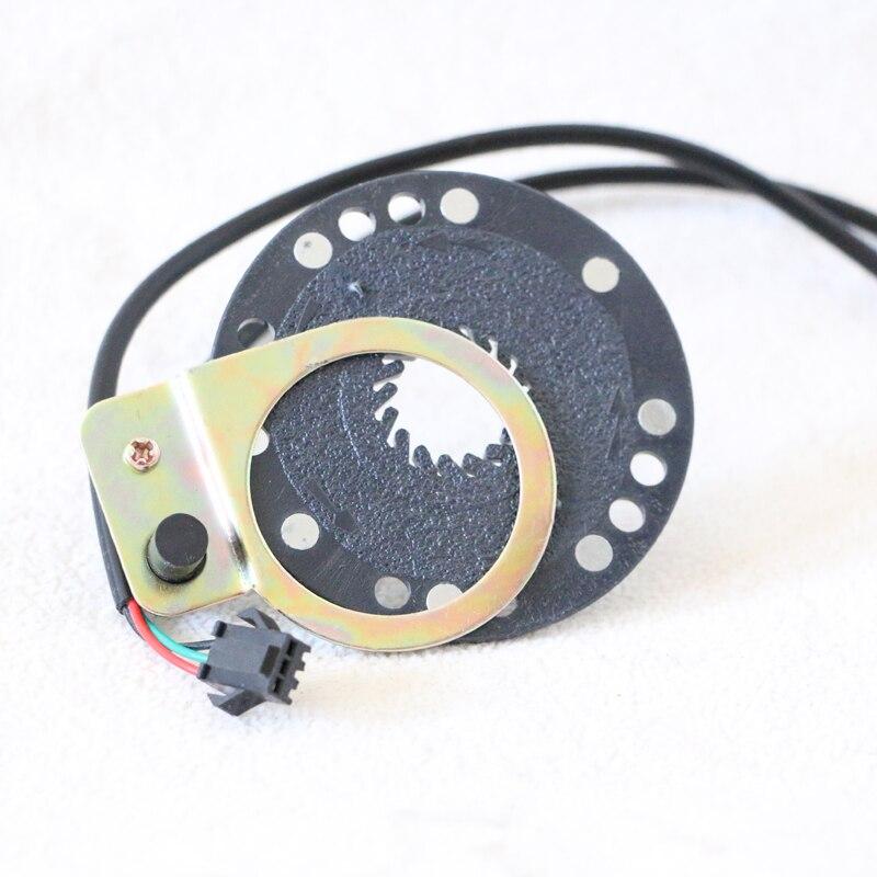Système de PAS de capteur d'aide à la pédale électrique de bicyclette 8 capteur de vitesse à aimant