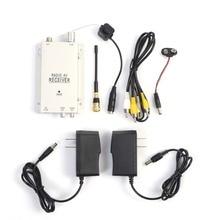 1.2G Mini Wireless Security Nanny Camera  Micro Cam Complete System
