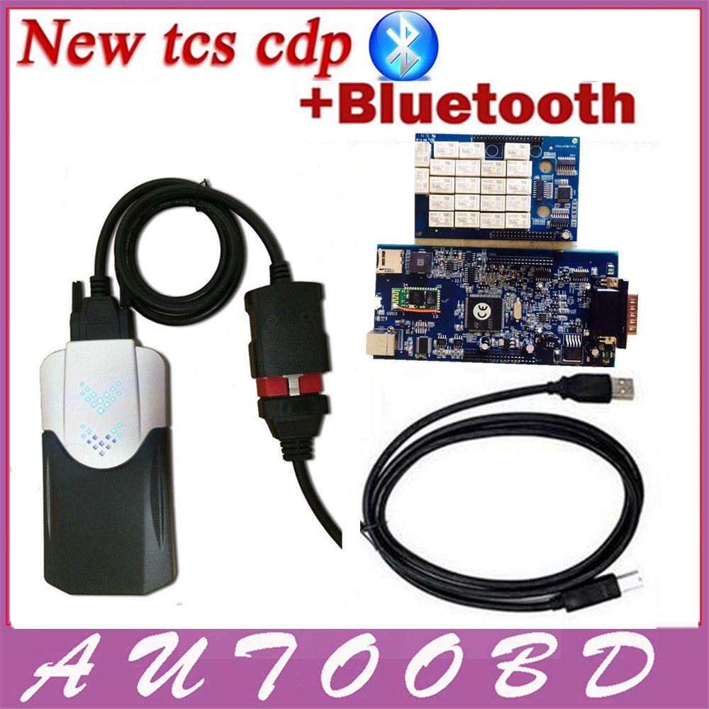 NEC Relay Blue PCB Board 2014 R2 DVD Quality A TCS CDP PRO Plus Bluetooth Firmware