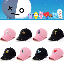BT21 Baseball Caps