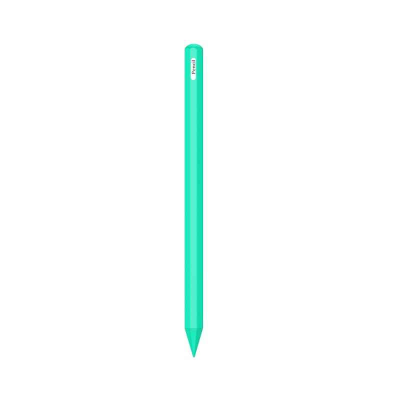 Funda de silicona para Apple Pencil 2nd Generation funda protectora iPencil 2 agarre funda de piel para iPad Pro 11 12,9 pulgadas 2018