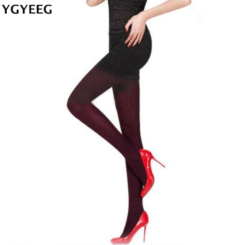 YGYEEG New Medias Autumn And Winter New Arrival Women's Velvet Tights Pantyhoses Slim Stockings Wholesale Retail High Quality