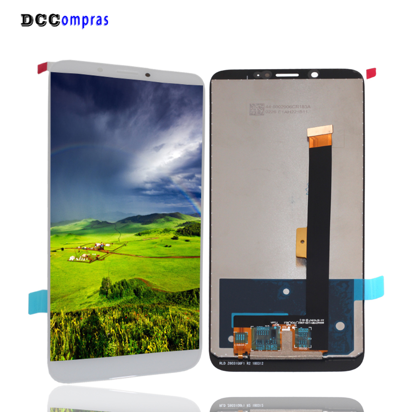 For ZTE Nubia V18 LCD Display Touch Screen Assembly Original Quality For Nubia V18 Display Screen LCD Phone Parts For ZTE Nubia V18 LCD Display Touch Screen Assembly Original Quality For Nubia V18 Display Screen LCD Phone Parts