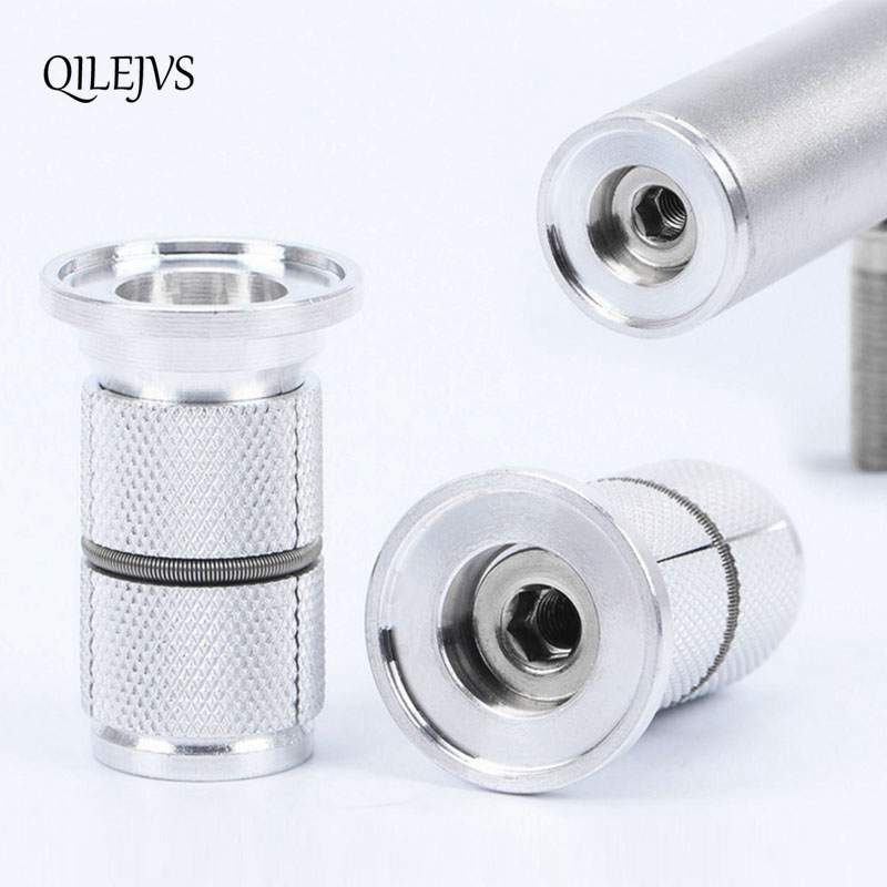 QILEJVS High Grade Bike Bicycle Hanging Core Expansion Screws Headset Aluminum Alloy For 28.6mm New