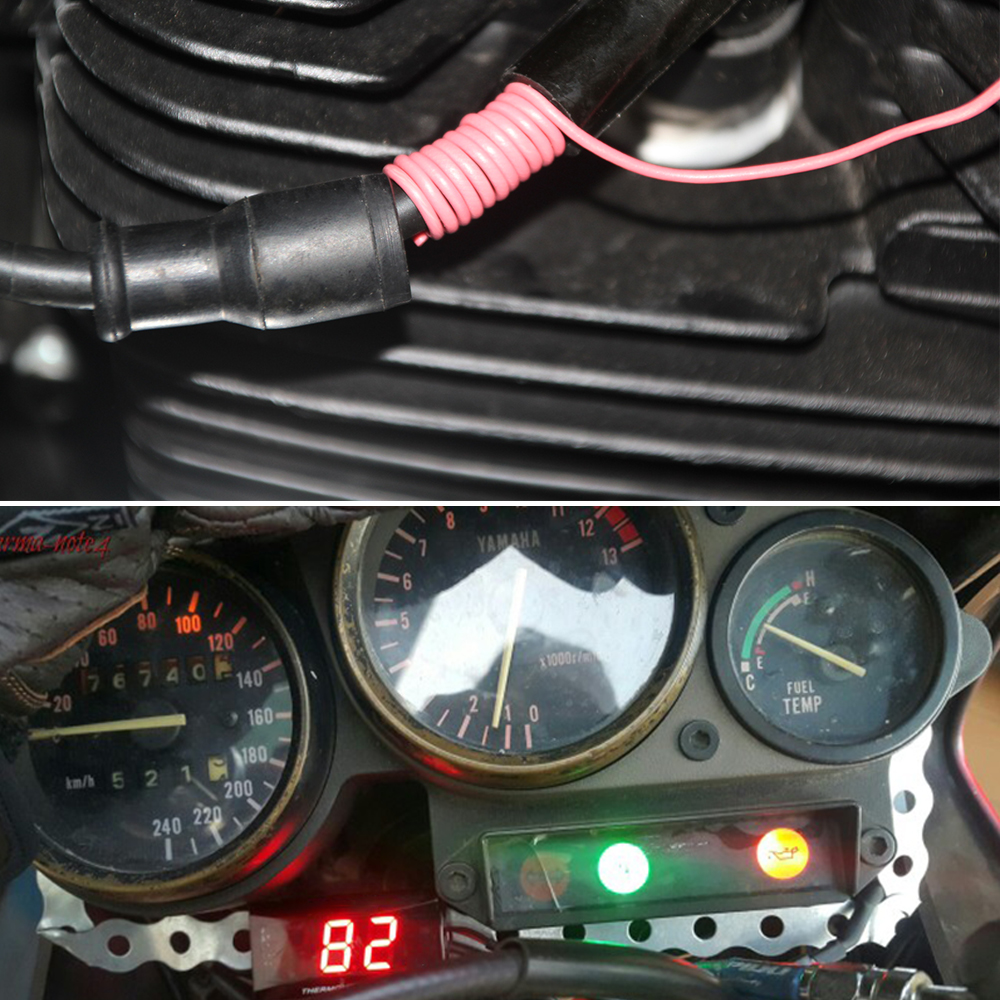 hight resolution of dolphin tachometer to hei wiring