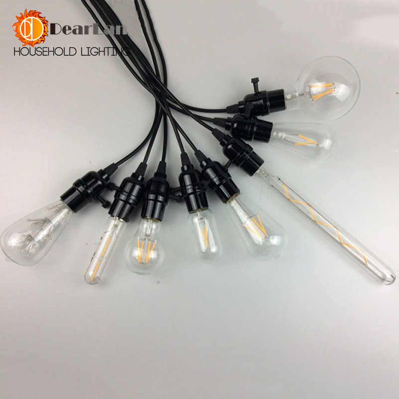 Отличная декоративная Подвесная лампа для бара/паба/клуба/Кофейни, винтажный подвесной светильник, исключаемый G80/A19/ST64 для дома/комнаты (K-60)
