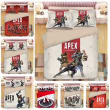 Marvel Avengers Alliance 3D Ant-Man Bedding Set Duvet Covers Pillowcases Comforter Sets Bedclothes Bed Linen Super Hero