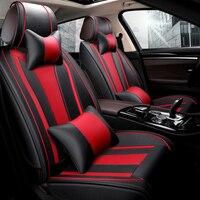 Universal Car seat cover for mercedes w203 bmw e36 e46 f10 audi a3 Jaguar xf Chrysler 300c for Lexus rx Renault logan Volvo v50