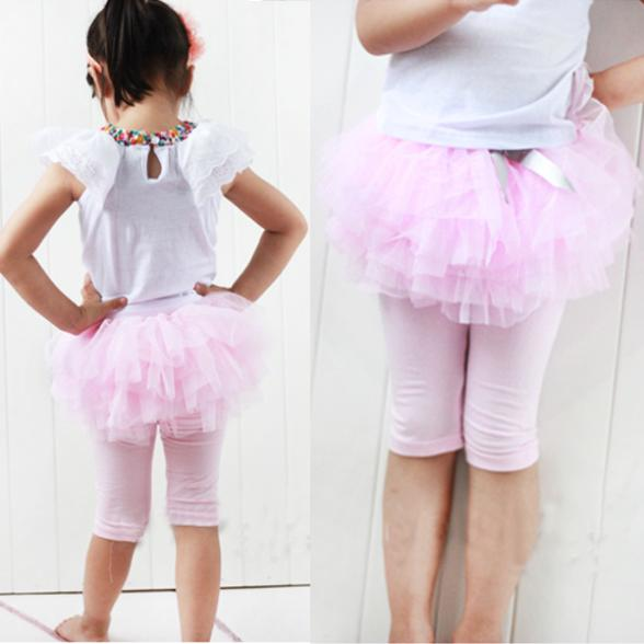 Kids-Baby-Girls-Skirts-Summer-Tutu-Skirt-Leggings-Party-Skirts-Bow-Candy-5