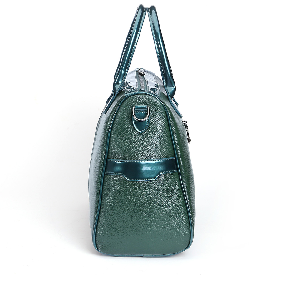 Arrival 2017 ESUFEIR Brand Genuine Leather Women Handbag Embossed ...