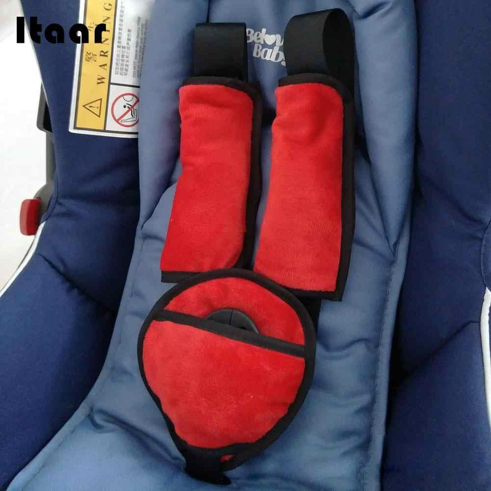 Переносное детское кресло для маленьких детей, защитный плечевой ремень для транспортного средства