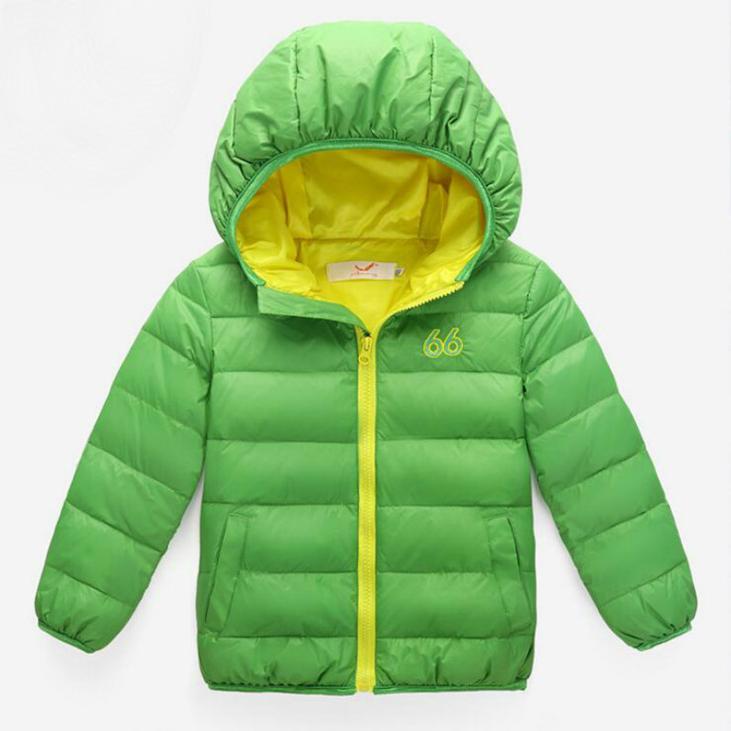 Baby boys girl Down jacket Winter children Baby Snowsuit Cotton Girls Coats Baby Warm Overall Kids Boy Jackets Outerwear Clothes russia winter boys girls down jacket boy girl warm thick duck down