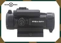 Vector Optics Hunting Scopes Tactical 1x30 Red Dot In Riflescopes Reflex Sight Auto Light Sense 110mm