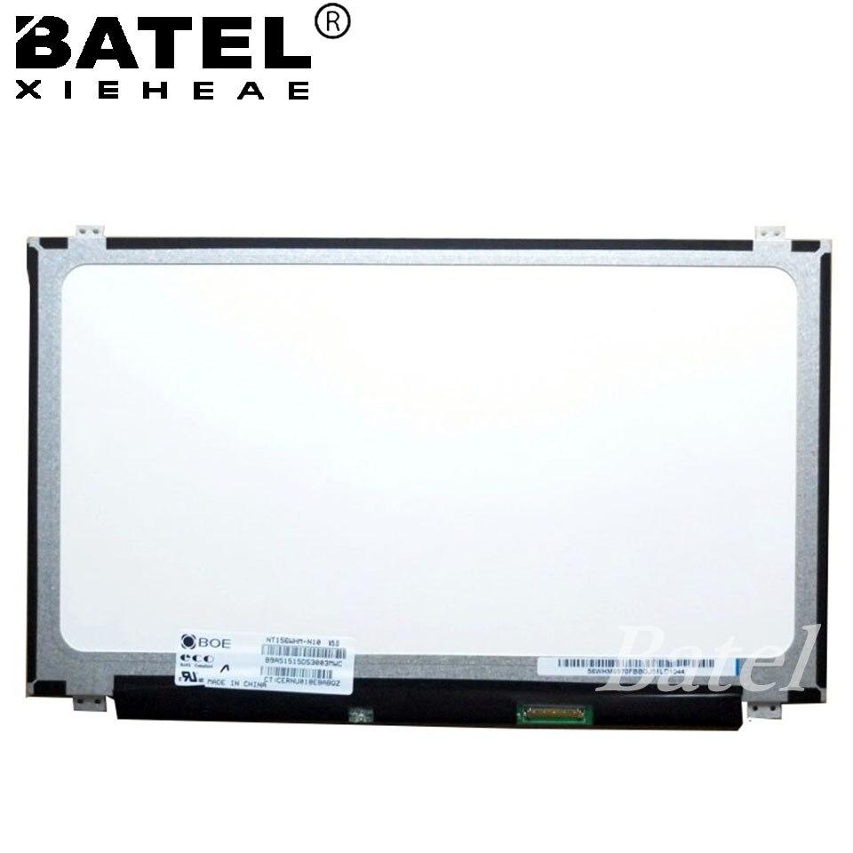 30Pin NT156WHM-N10 N12 N32 N12 1366x768 Glossy New 15.6'' Laptop Matrix LCD LED Screen iconbit nettab matrix hd white nt 0708m