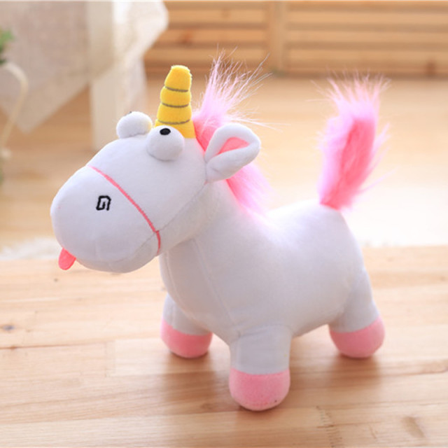 35CM CUTE UNICORN PLUSH (2 VARIAN)