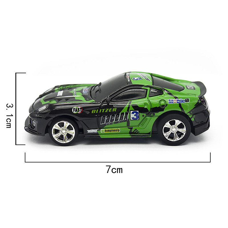 Wltoys Coke Can Mini RC Car Hot Sale 20KM/H Radio Remote Control ...