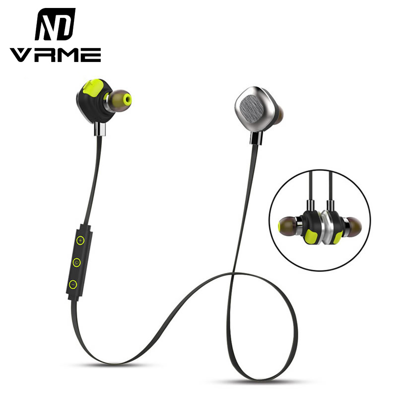 Wireless Bluetooth Headphones Sport Swimming Waterproof Headset Earbuds NFC Magnet Earphone with Microphone for iPhone 7 Samsung wireless headphones bluetooth earphone suitable for iphone samsung bluetooth headset 4 2 tws mini microphone