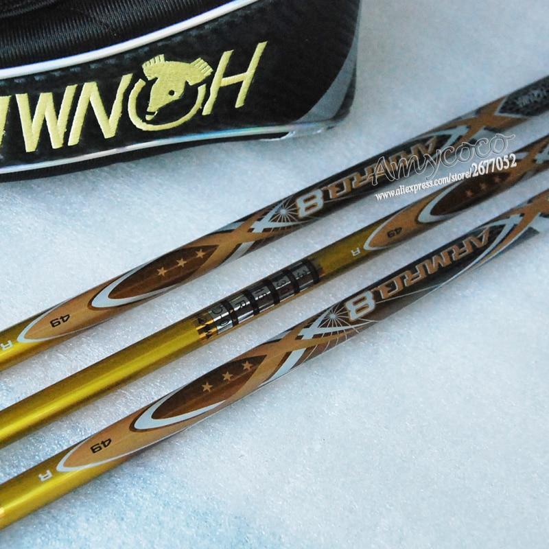 Cooyute New Golfschläger Honma S-03 3-Sterne-Golf Vollsatz Honma - Golf - Foto 6