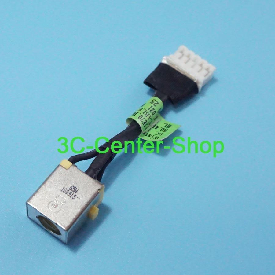 1 шт. 65 Вт разъем постоянного тока для ACER Aspire 7741 7741G 7741Z 7551 7551G 7552 разъем питания постоянного тока Штекерный кабель