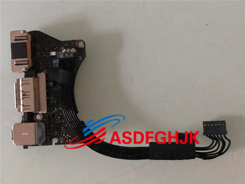 Original FOR Apple FOR MacBook Air 11 A1465 2013 2015 DC Board USB Jack Power 820-3453-A fully testedOriginal FOR Apple FOR MacBook Air 11 A1465 2013 2015 DC Board USB Jack Power 820-3453-A fully tested