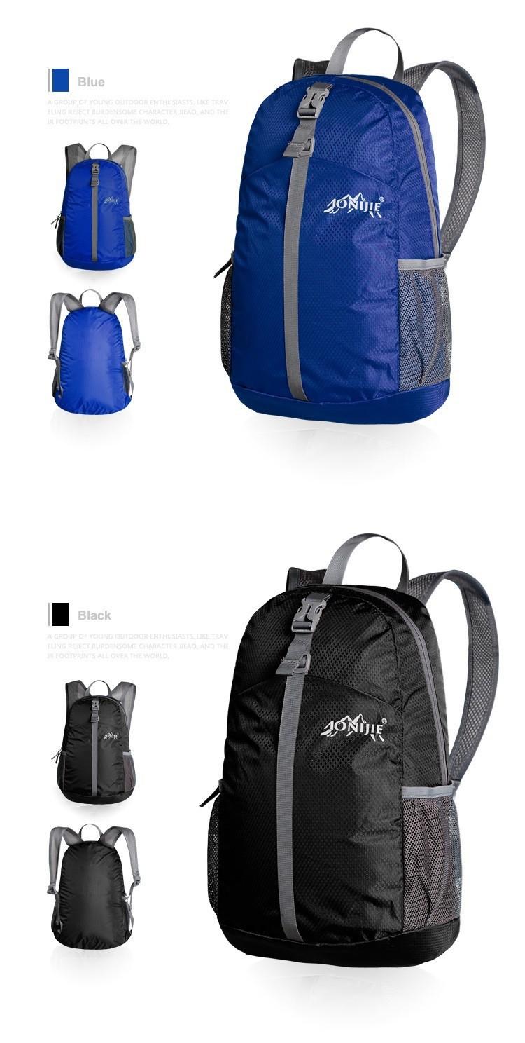 Bag - Lightweight Outdoor Sports Backpack
