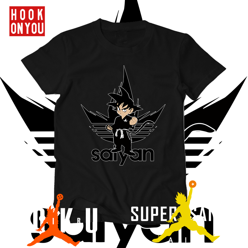 dragon ball   t     shirt   super saiyan dragonball z dbz goku Vegeta AIR   t  -  shirt   men/women/children larga for boys teen
