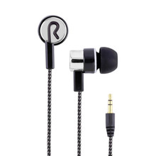 Universal 3 5mm Wired font b Earphones b font Noise Cancelling Sport Headset In ear Earbuds