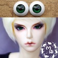 1Pair 12MM 14MM 16MM Eyes BJD Green Color Acrylic Eyes Doll Accessories For BJD