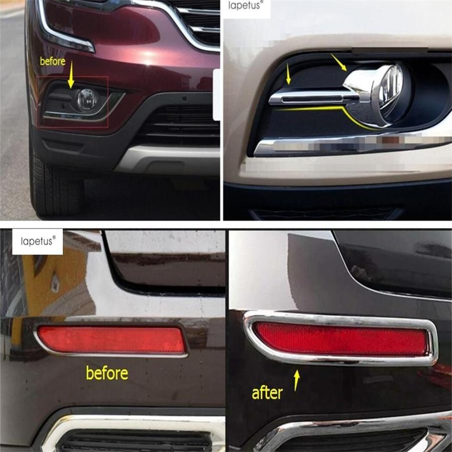 Lapetus Accesorios Para Renault Koleos 2017 2018 Frontal