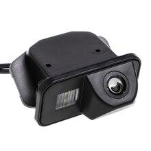 Impermeabile Car Rearview CCD Telecamera di Parcheggio Obiettivo Grandangolare Per Toyota Corolla 2007-2011 Vios 2009 2010