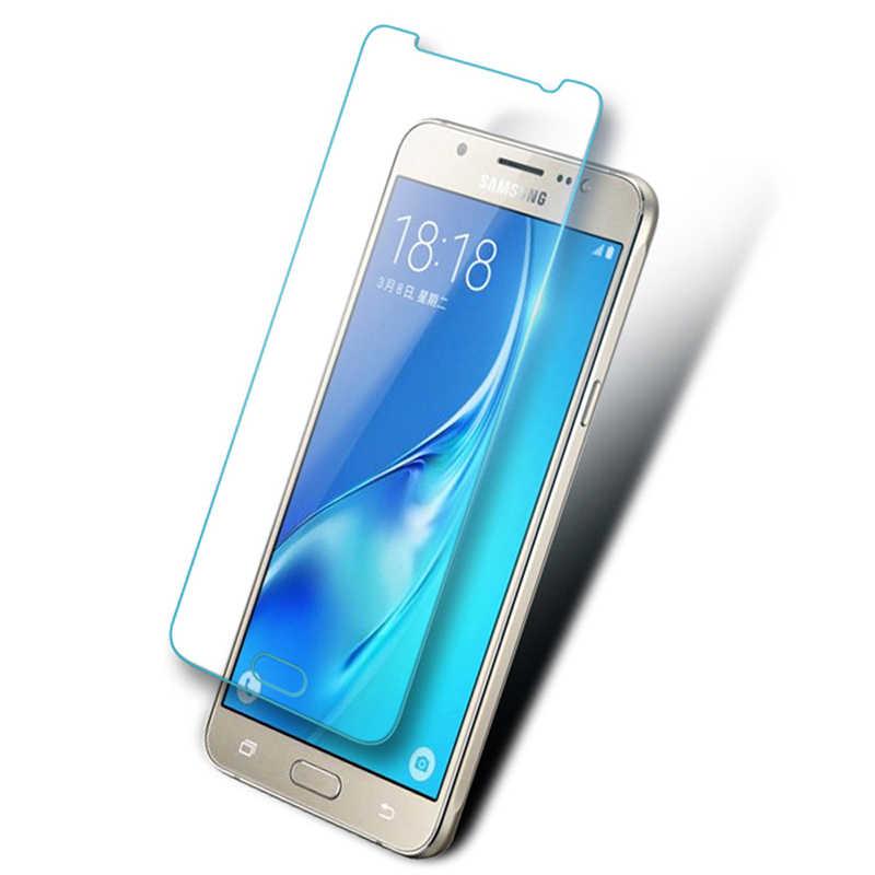 2.5D 9H de cristal para Samsung Galaxy gran primer Core 2 S3 S4 S5 S6 J5 J7 2015 J1 mini 2016 HD protectores de pantalla de vidrio templado