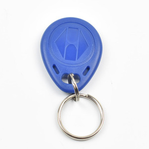 Image 4 - 10pcs/Lot 125Khz Proximity RFID EM4305 T5577  Smart Card Read and Rewriteable Token Tag Keyfobs Keychains Access Control