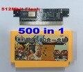 Real 500 en 1 Cartucho de Juego, No repetir, 8 bit FC-60Pins clásica tarjeta de juego