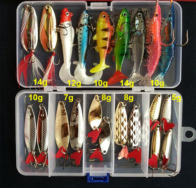 Hot New Ultimate Fishing Lures Bundled