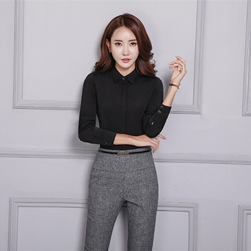 HTB1fnaTbH I8KJjy1Xaq6zsxpXaU - Office Lady Formal Pants Women High Waist Work Trousers Fashion Casual Autumn Spring Pencil Pants Female Clothing 4XL XXXL