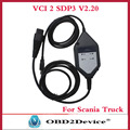 2015 Hot Sale VCI 2 SDP3 V2.21 Truck Diagnostic tool Newest Version S-cania VCI 2 with Fast Shipping by DHL