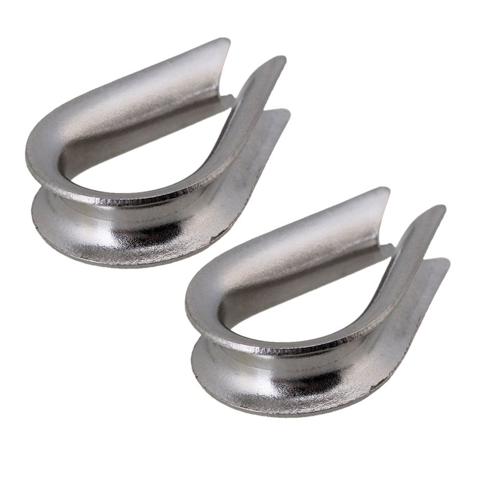 Aliexpress.com : Buy Silver Tone M12 304 Stainless Steel Galvanized ...