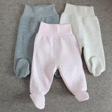 Baby pants 100% cotton baby infant leggings children clothing newborn baby boys pants girls pants high elasticity baby trousers