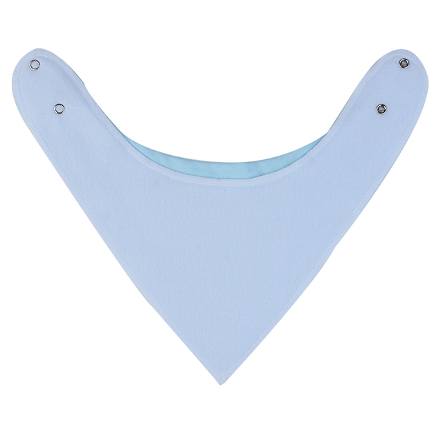 Solid Color Bibdana Bandana Bibs
