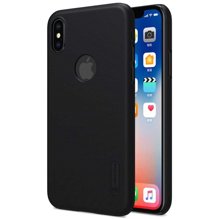 Nillkin Case For Apple iPhone XS Max / XR / XS Frosted Shield Hard Back Cover sFor iPhone X XS Max Case